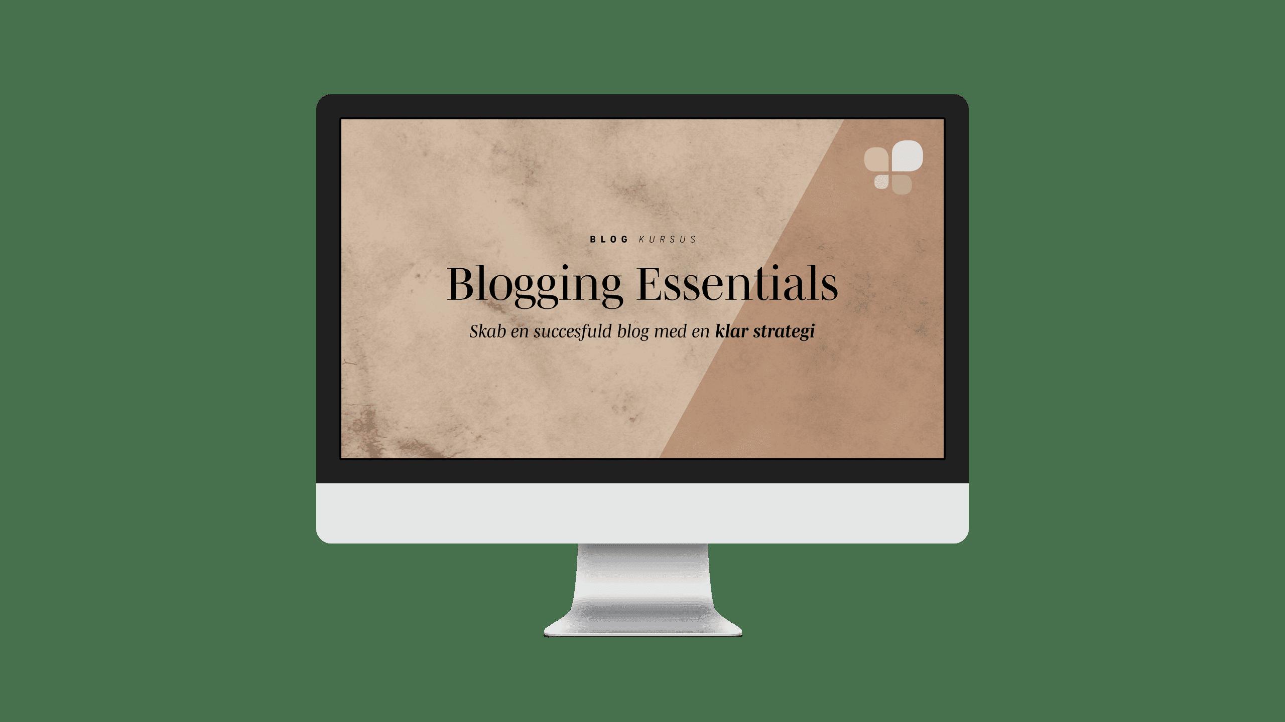 Blogkursus
