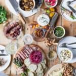 Nordisk tapas med Fiskars køkkenknive
