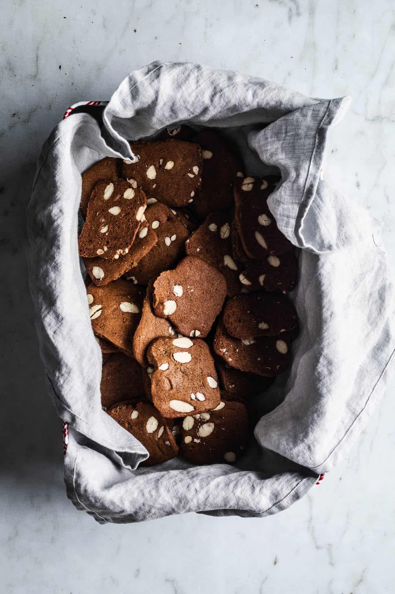 Brunkager - opskrift på jule småkager