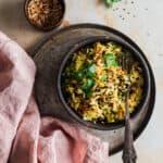 rissalat - opskrift på marokkansk rissalat