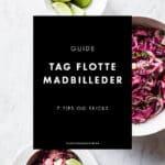 7 tips til flotte madbilleder - tips til madfotografering