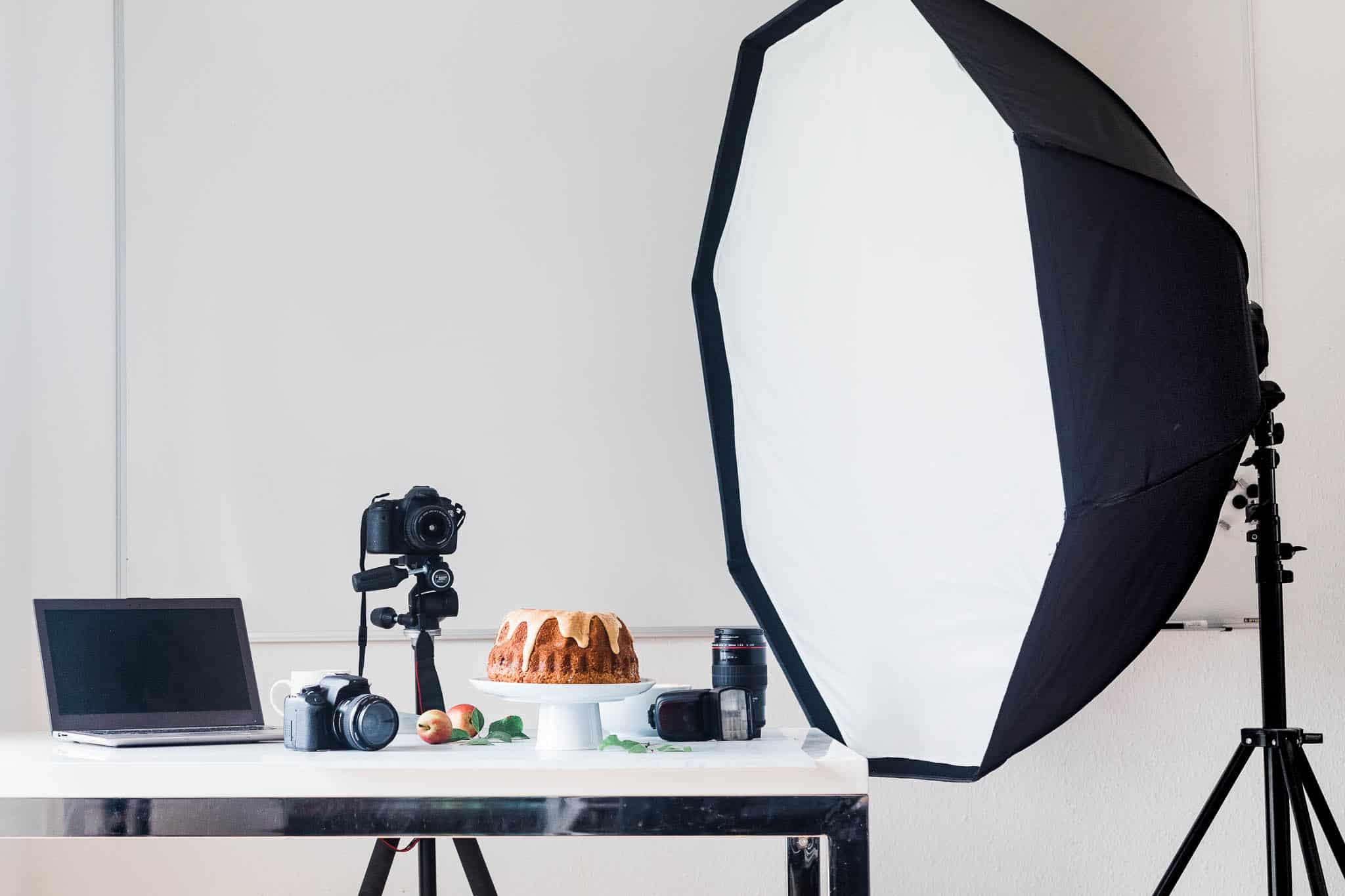 kunstigt lys i fotografering